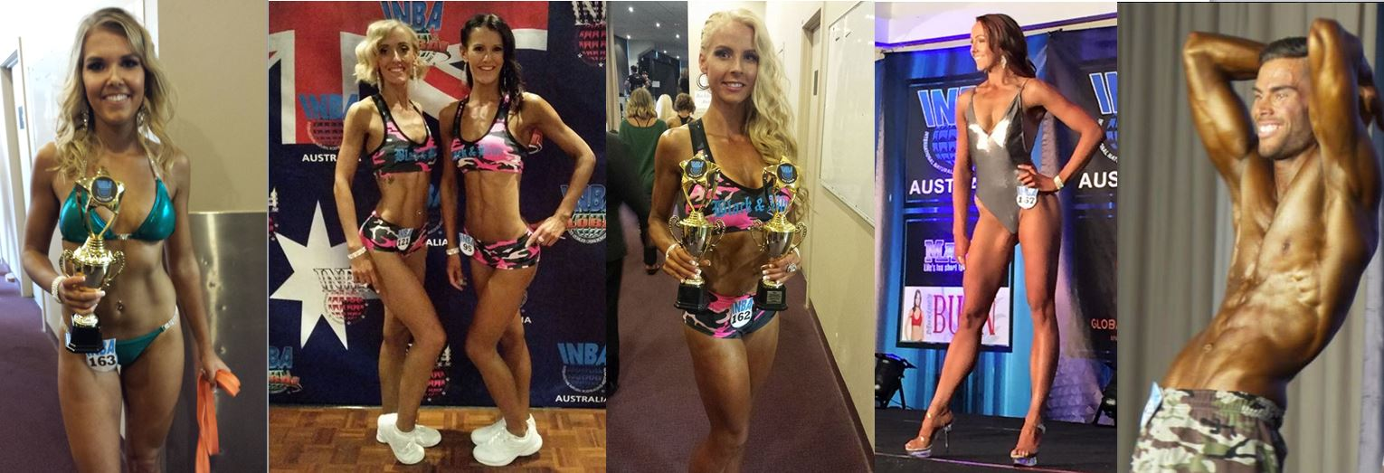INBA novice rookie Melbourne 2015