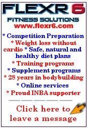 INBA Sidebar Flexr6 Ad