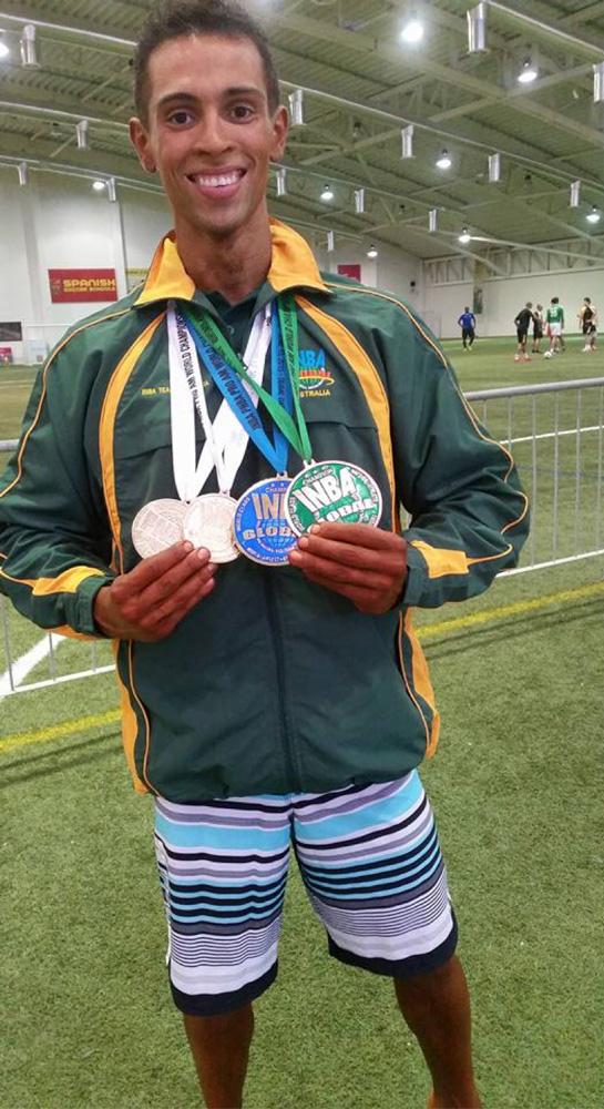Pablo Piedrabuena INBA World Championship 2015 Dubai