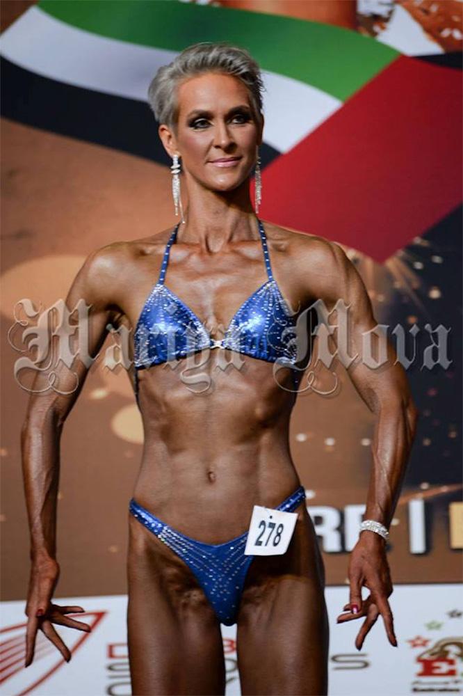 Sonja Dominik INBA World Championships 2015 Dubai