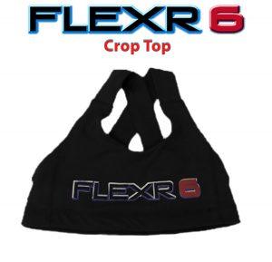 Team Flexr6 Crop Top