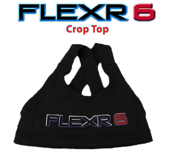 Team Flexr6 Crop Top