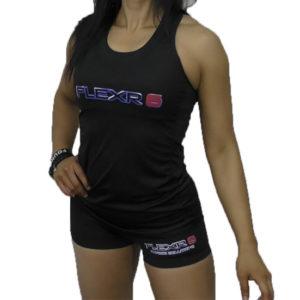 Flexr6 singlet and shorts