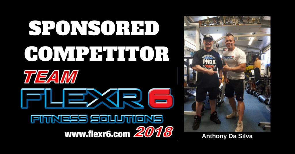 Sponsored Competitor Anthony