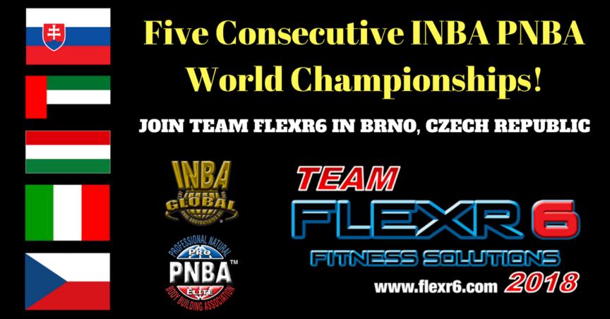 INBA PNBA World Championships