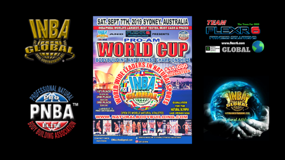 INBA PNBA PRO AM World Cup