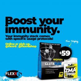 Immunity Stack
